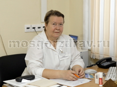 Глыбина Татьяна Михайловна